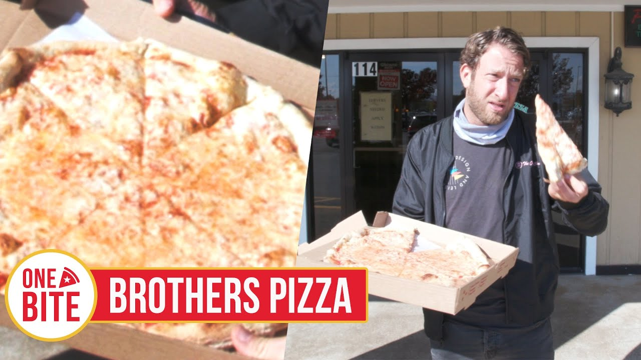 Barstool Pizza Review - Brothers Pizza (Charles Town, WV)