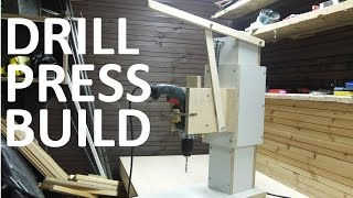 drill press build (part 1)
