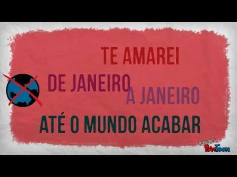 Nando Reis - De Janeiro a Janeiro part Roberta Campos