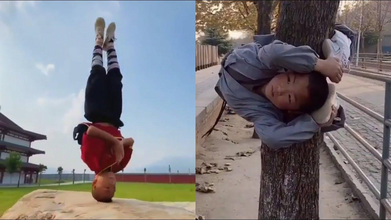Download Insane Shaolin Kids Training