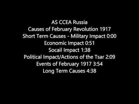 Russian Revolution of 1917
