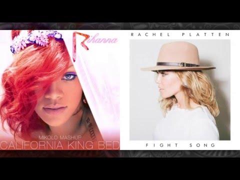 Rihanna vs. Rachel Platten - California King Bed (Mashup)