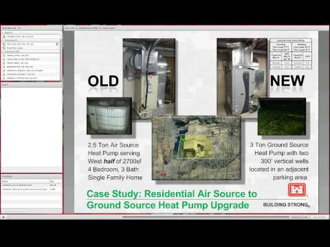 Introduction to the Ground Source Heat Pumps (Geothermal) Regional Energy Center of Expertise