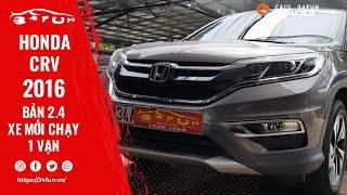 HONDA CRV 2.4 sx 2016 xe công chức tại 34fun Hải Dương 0989470333-0977407878. Giá đúng 845tr
