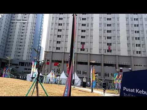 Athletes Village Asian Games Jakarta 2018
