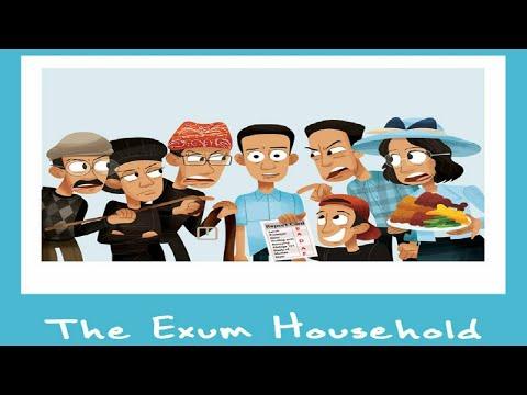 Kyle Exum – The Exum Household (The Family Rap,Trap 3 Little Pigs,The Mom Rap, Girlfriend Rap)