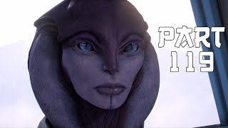 MASS EFFECT ANDROMEDA Gameplay Walkthrough Part 119 - The Search for Ljeta