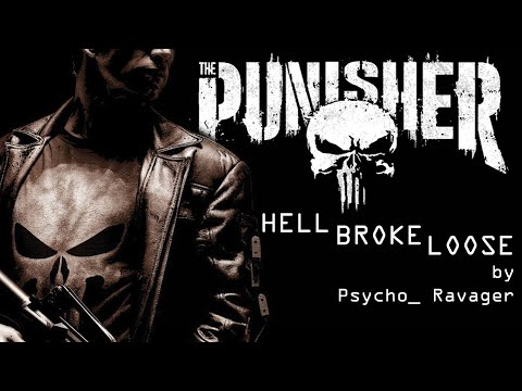 The Punisher - Classic Kills (Hell-Broke-Loose)