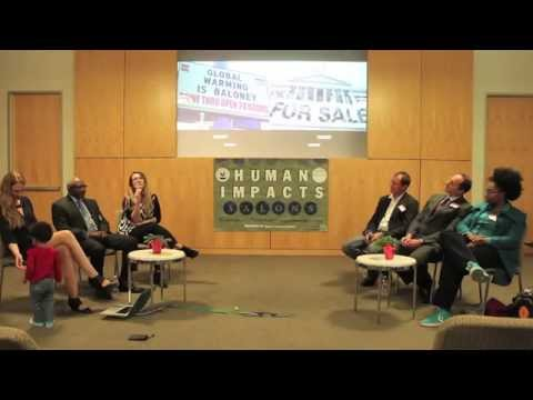 FULL Human Impacts Salon (Houston): Money and the Changing Climate