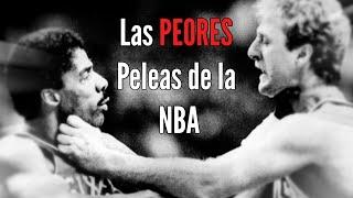 Las 7 Peleas Más Violentas de la NBA