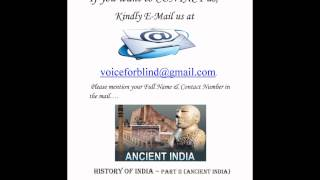 History of India Part-II (Ancient India) In Hindi By (Anita Sharma)