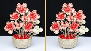 Beautiful Showpiece Idea for Home Decoration   Home Decoration Ideas Handmade