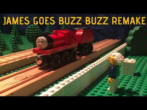 James Goes Buzz Buzz Remake