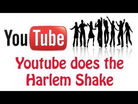 How To Make YouTube Do The Harlem Shake - YouTube Easter Egg