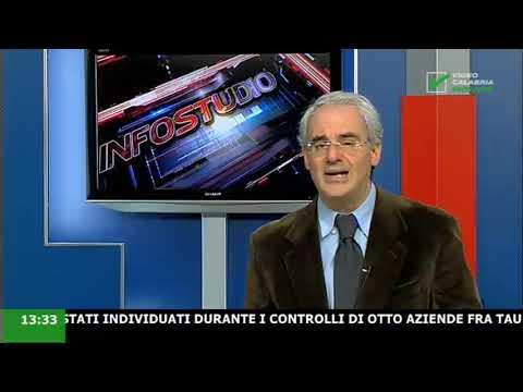Infostudio il telegiornale della Calabria notizie e approfondimenti - 05 Aprile 2021 ore 13.30