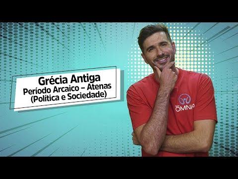 Grécia Antiga: Período Arcaico – Atenas (Política E Sociedade) - Brasil Escola