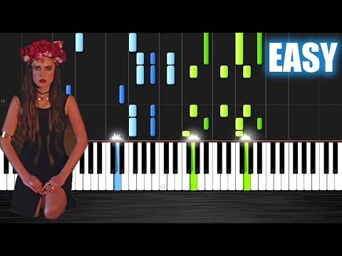 Piano lean on piano chords major lazer : Major Lazer - Lean On - EASY Piano Tutorial by PlutaX - Synthesia ...