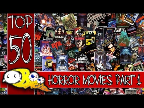Top 50 Horror Movies of All Time! - Part 1: 50-26 | The Boo Review
