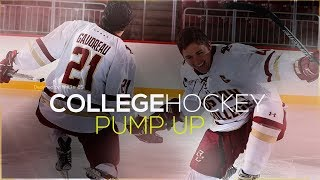 College Hockey 2017-2018 Pump Up