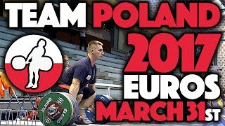 Team Poland - Double-Session Training Day (March 31)