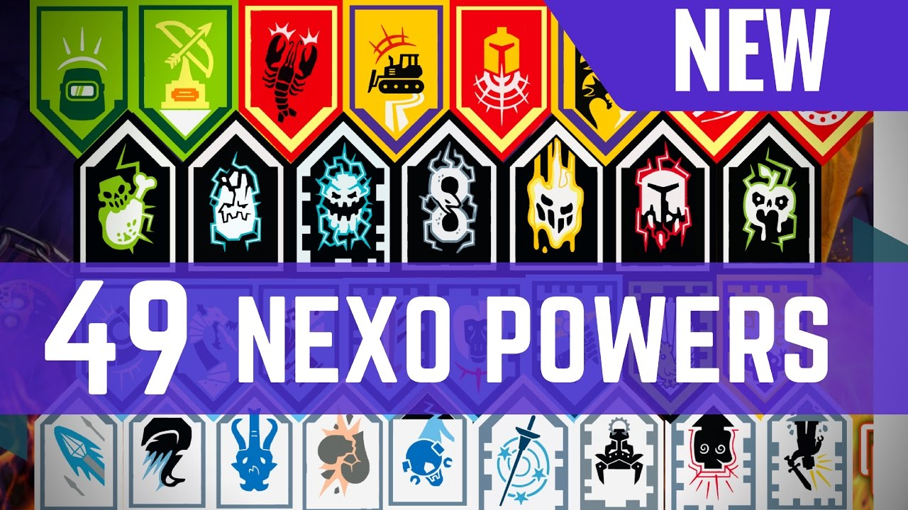Latest 49 Lego Nexo Powers Lego Nexo Knights Scan And Enjoy Youtube