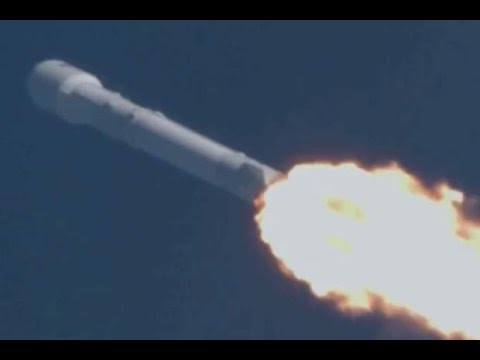 SpaceX Rocket Is Reused! Satellite Launch Makes History   Video