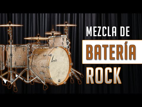 MEZCLA DE BATERIAS INDIE ROCK & METAL | STUDIO ONE