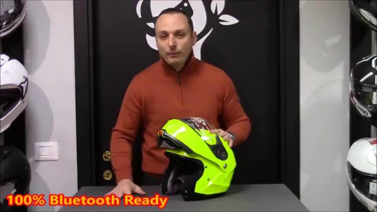 beb9dd8a047ff Recensione novità casco HJC is Max II Motolook Voghera - YouTube