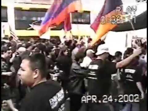 Armenian Genocide March 2002 - Little Armenia