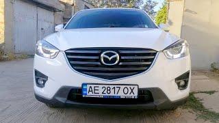 Mazda CX-5. (белая)  Сборка авто в кучу.   Проект завершен!