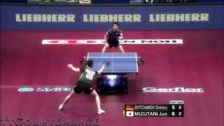 Table Tennis - Best of WTTC - (2011 - 2014)