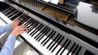 Piazzolla Milonga del angel - Piano