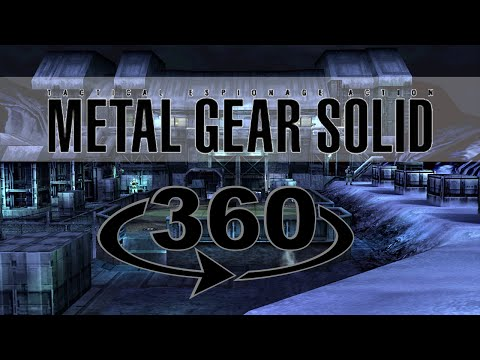 Metal Gear Solid 360 Panorama Experiment