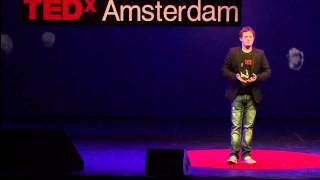 TEDxAmsterdam 2011 - Diederik Jekel