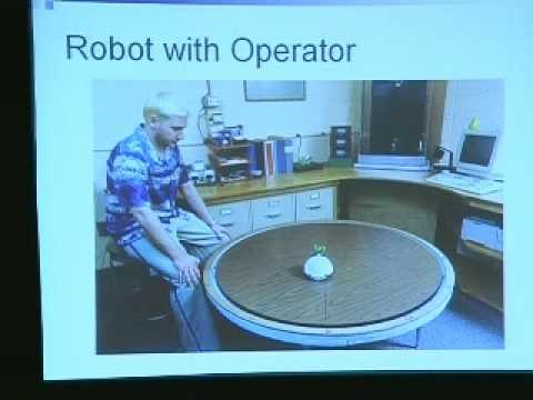 SSE Talks - Mind-Matter Interaction and Robotics 1/2