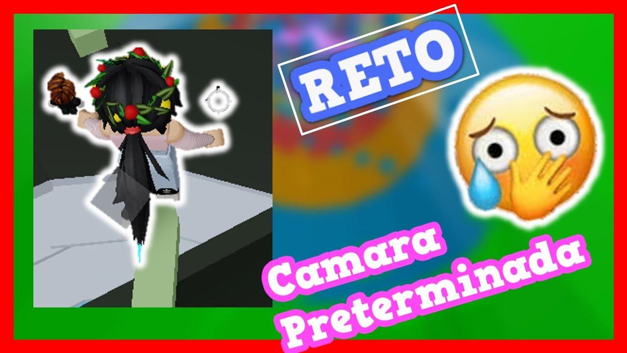 *RETO* Camara PRETERMINADA En La PRO TOWER || TOWER OF HELL || ROBLOX || Valen Latina