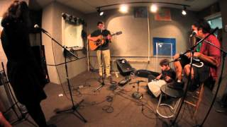 The Front Bottoms- Flashlight (Live at WKDU)