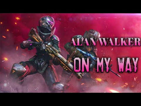 Free Fire GMV/VERSI [ALAN WALKER ON MY WAY]
