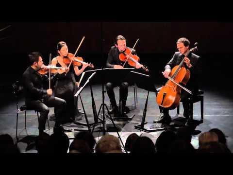 Carl Nielsen string quartet No. 1 g-minor - complete