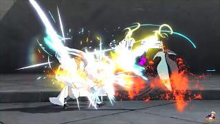 6th mizukage chojuro vs momoshiki gameplay playable mod   road to boruto naruto ultimate storm 4