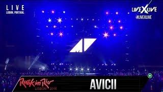 Avicii - Without You (Intro Edit) (Rock In Rio Lisboa 2016) (Tribute Avicii)