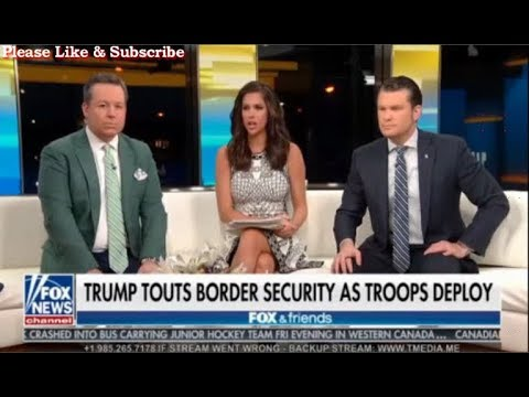FOX and Friends Sunday 4/8/18 6AM ET   Fox News April 8, 2018 weekend
