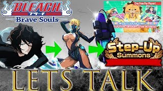 Lets Talk Bleach Brave Souls Future Stuff!