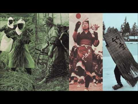Traditional Japanese Folk and Work Songs