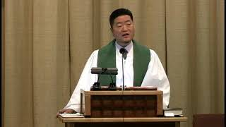 """09-01-2019 - Pastor HoDong Hwang - """"Humbleness Leads to Honor"""""""