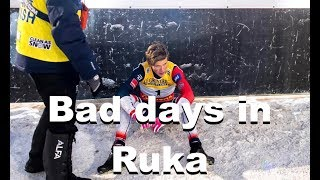 Bad days in Ruka | Vlog 47²