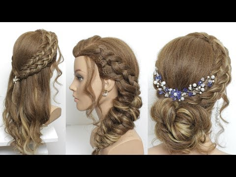 3 Easy Hairstyles For Long Hair With Braids