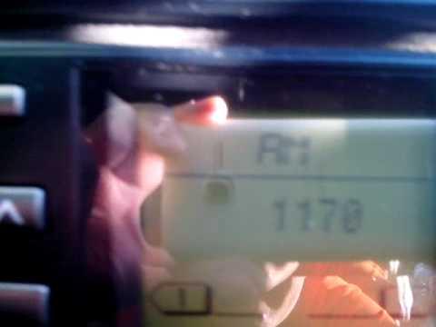 DZAJ-AM 1170 kHz Ahas Radyo Manila Test broadcast