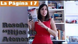 LaPágina17: reseña 'Hijos de Atenea' - Mercedes Pinto Maldonado