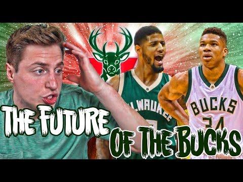 How Giannis can turn the Bucks into an NBA DYNASTY
